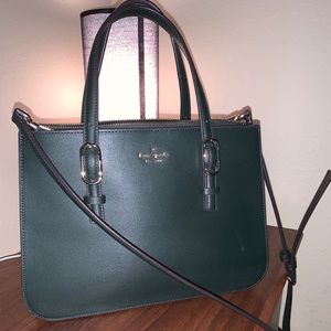 Kate Spade Olive/Army Green purse